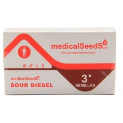 Medical Seeds BCN Sour...
